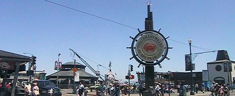 Fisherman's Wharf, courtesy of Leanne Johnson