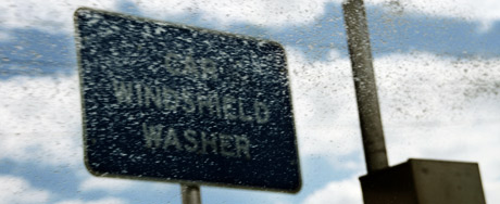 Automatic windshield washer north of Orlando