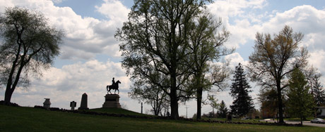 Cemetery Hill, Gettysburg