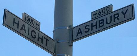 Haight-Ashbury, courtesy of Lance and Erin