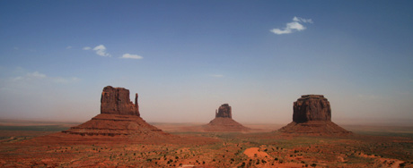 Monument Valley. Magnificent.