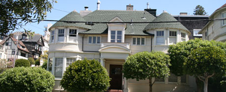 The Mrs. Doubtfire house