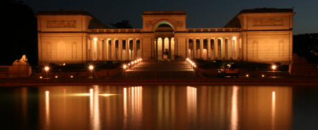 The Palace of the Legion of Honor