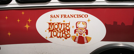 San Francisco Movie Tours (the bus)