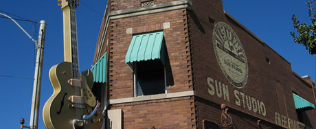 Sun Studio, courtesy of zoonabar